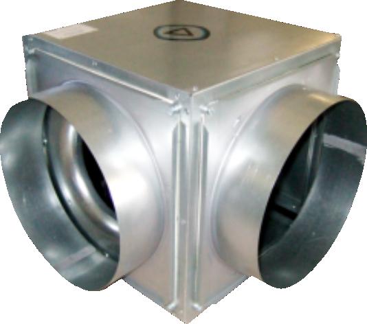 Канальные вентиляторы RL90