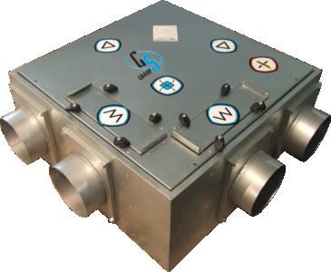Моноблочные установки УПВ - III