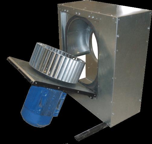 KF GS 355 4 кВт 4D (Кухонные вентиляторы)