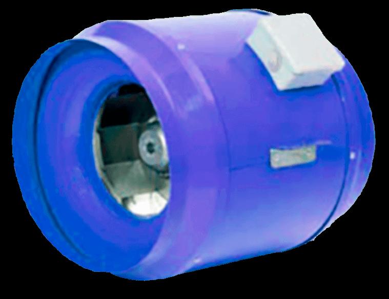 Круглые канальные вентиляторы