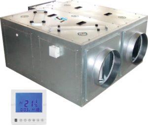 Приточно-вытяжные установки Compact-UNI-2000-HE13.2